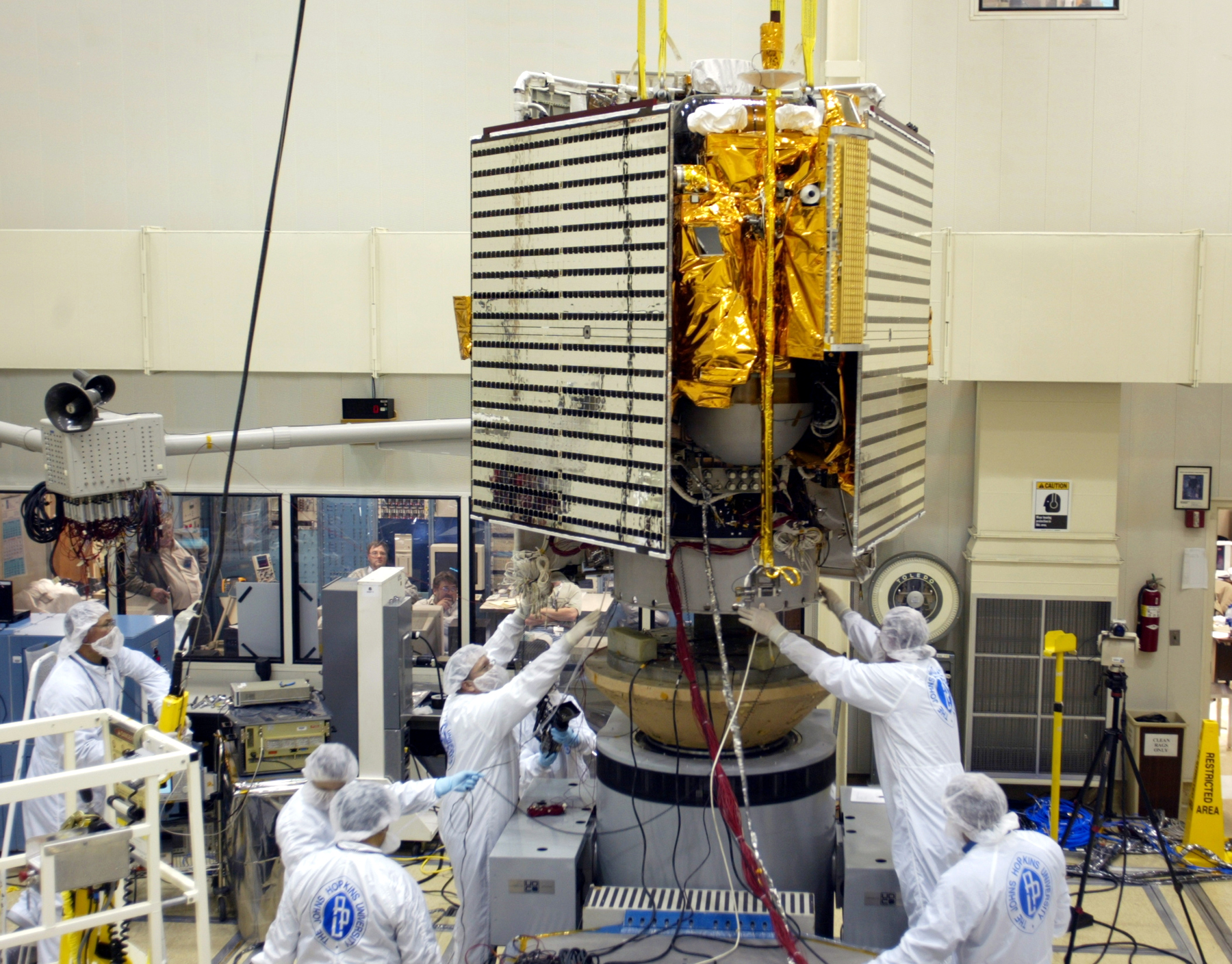 spacecraft vibration testing -#main