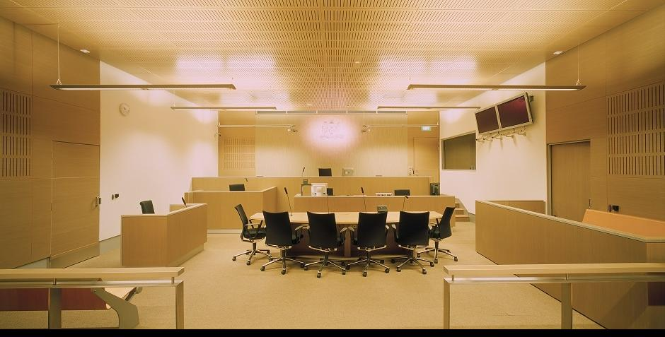 Bankstown-court-house-Decor-Trend-ceiling-by-Decor-Systems